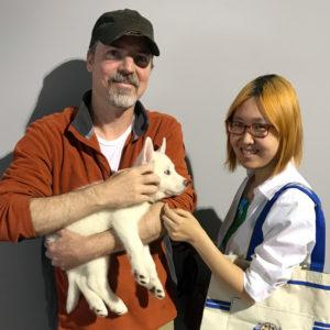 Yuki (puppy)
